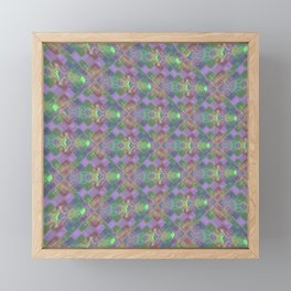 Abstract FF P YYY Framed Mini Art Print