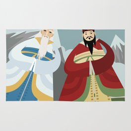 greatest chinese philosophers Rug