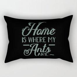 Ants Rectangular Pillow