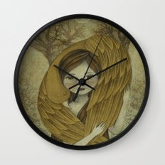 To Innocence Wall Clock
