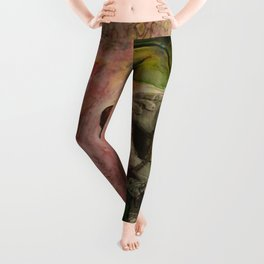 Hair of the Frog Leggings
