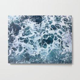 troubled waters 4 Metal Print