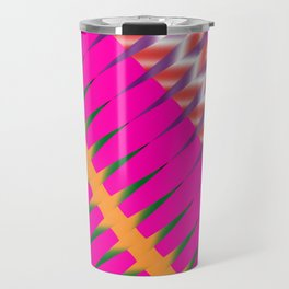 Play of colors Travel Mug