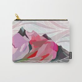 Ocean Sea Mountains Carry-All Pouch