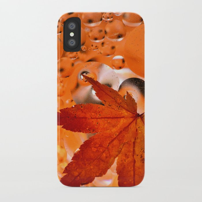 Maple Leave iPhone Case