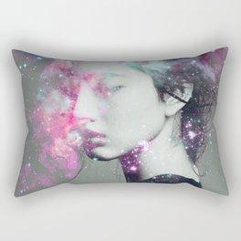 Explosive thoughts Rectangular Pillow
