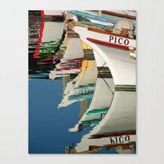 Pico Canvas Print