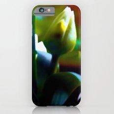 Rainbow floral iPhone 6 Slim Case