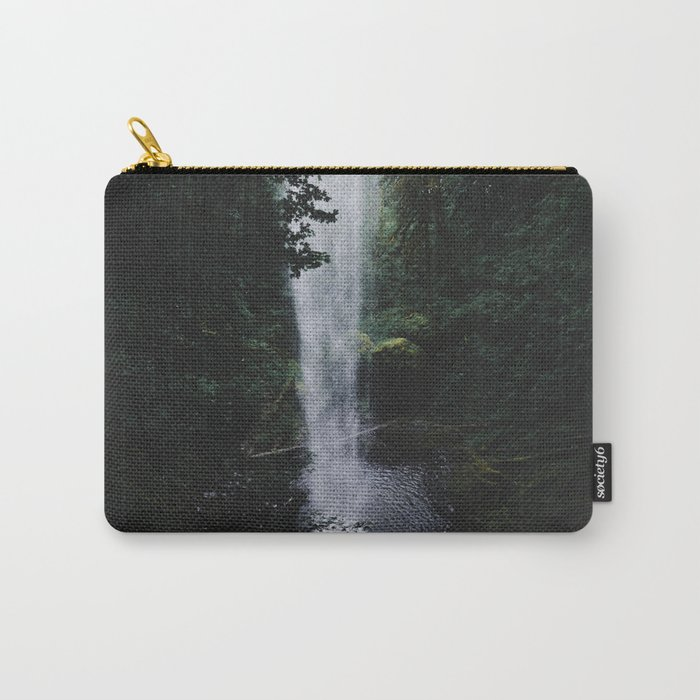 Behind the Falls II Carry-All Pouch