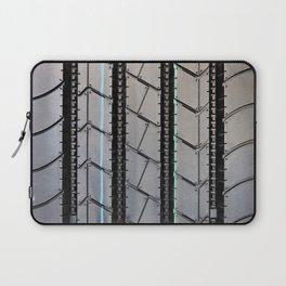Tread pattern truck tire Laptop Sleeve
