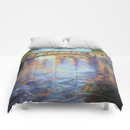 The River Cam Comforters