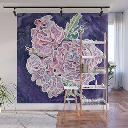 Helena's Healing Roses Wall Mural