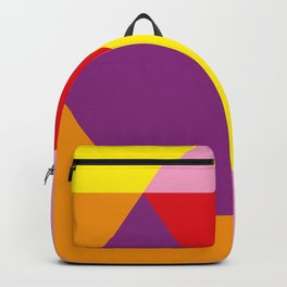 Geometrical, random, colorful, triangles, diagonal, etcetera.... No ideas for a title right now... s Backpack