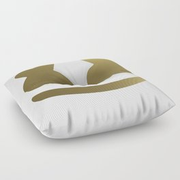 Marshmello Golden Floor Pillow
