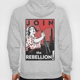 Join The Rebellion! Hoody