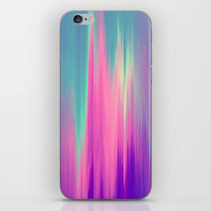Beautiful Mermaid Colors iPhone Skin