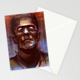 Frakenstein's Monster Stationery Cards