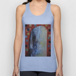 Moby Dick Unisex Tank Top