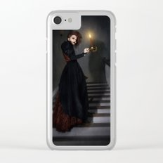 Follow Clear iPhone Case