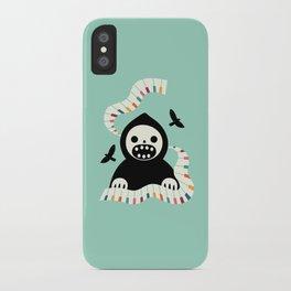 Destiny Movement iPhone Case