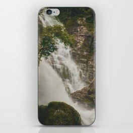 The Waterfalls of Nepal 001 iPhone Skin