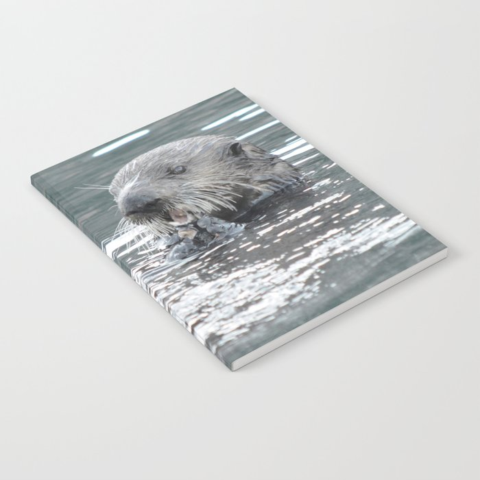 Crustacean Dinner Notebook