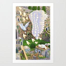 BNC#1988-02 Art Print
