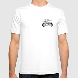 CRN CafeRacer T-shirt