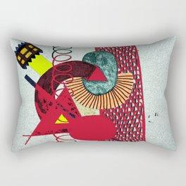 DESIGN AND THE CITY N3 Rectangular Pillow