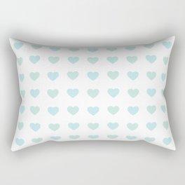 Sweet Heart Prints Rectangular Pillow