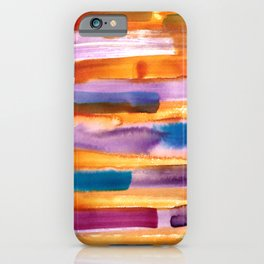 1  | 190626 | Melting In Colours iPhone Case