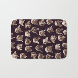 Oh my Cat! Bath Mat