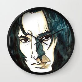 Professer Snape Wall Clock