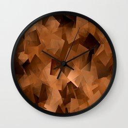 Creamy Chocolate Chips.... Wall Clock