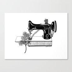 Making Tree Canvas Print