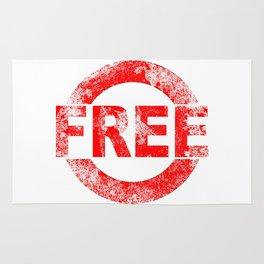 Free Stamp Rug