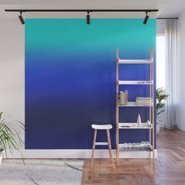 Re-Created Color Field No. 3 by Robert S. Lee Wall Mural