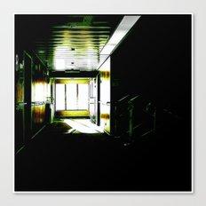 Deck 8 Canvas Print