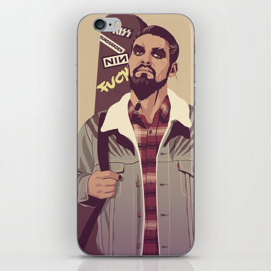 80/90s - K. Dr iPhone & iPod Skin