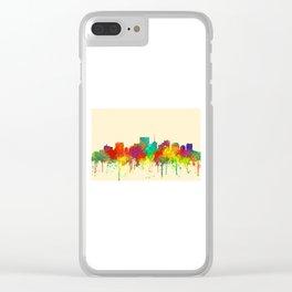 Richmond, Virginia Skyline - SG Clear iPhone Case