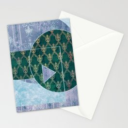 Vintage Nautilus Stationery Cards