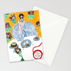 Olympia Le-tan Breakfast Stationery Cards