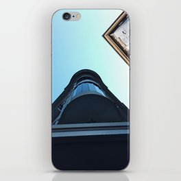 On perspective iPhone Skin