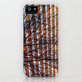 Stripe Resistance iPhone Case