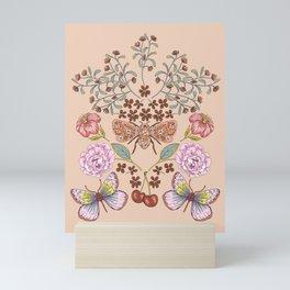 Nature's Poem  Mini Art Print