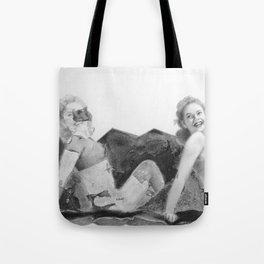 Carbon Copy Tote Bag