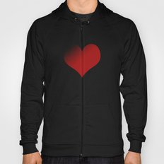 love red Hoody