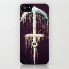 Upside Anchor Slim Case iPhone (5, 5s)