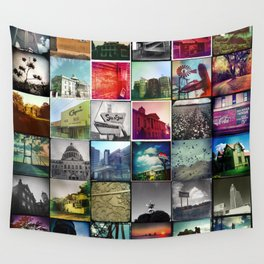 Mississippi Hipsta Mix Wall Tapestry