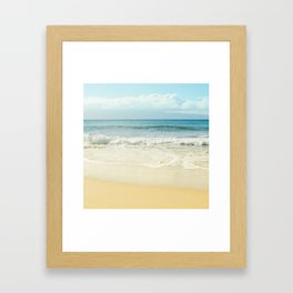 The Voices of the Sea Framed Art Print